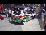 Prime Yalta Rally 2011 Skoda Fabia RS