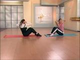 Фитнес с Ляйсан Утяшевой