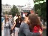 Игра внезапный поцелуй=)))